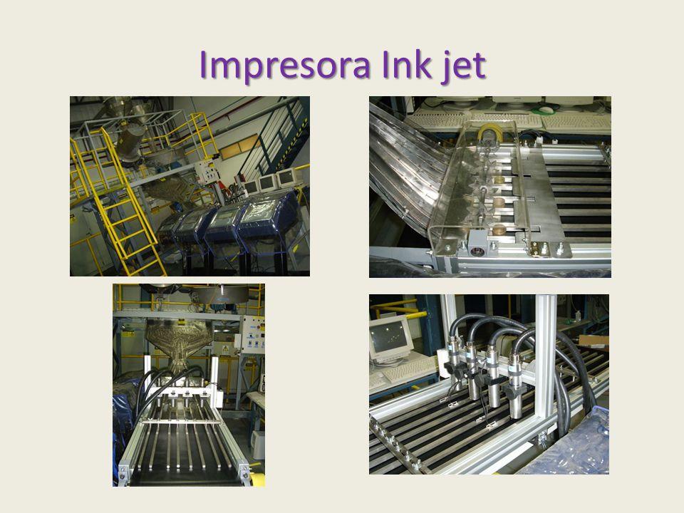 Impresora Ink jet