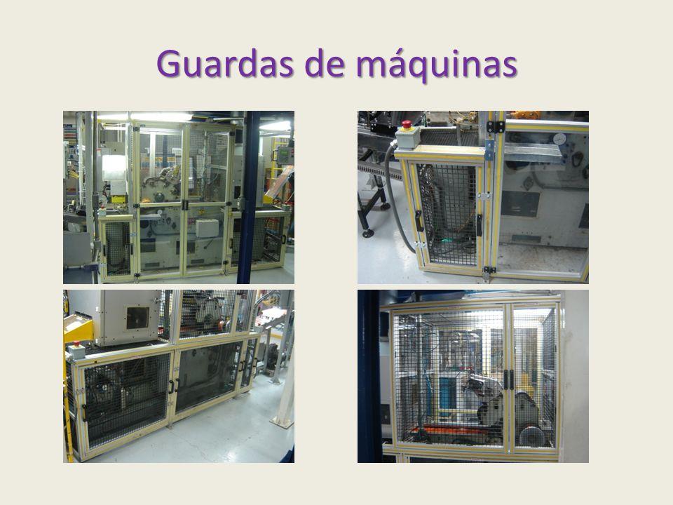 Guardas de máquinas