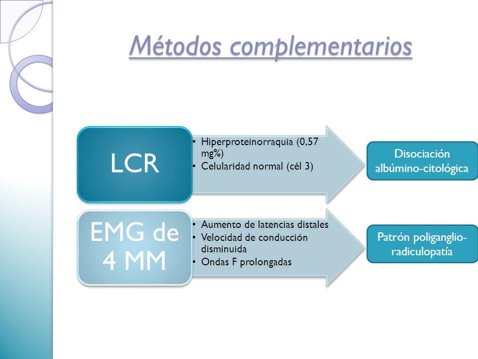 Métodos complementarios