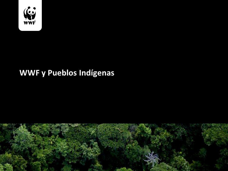 WWF y Pueblos Indígenas