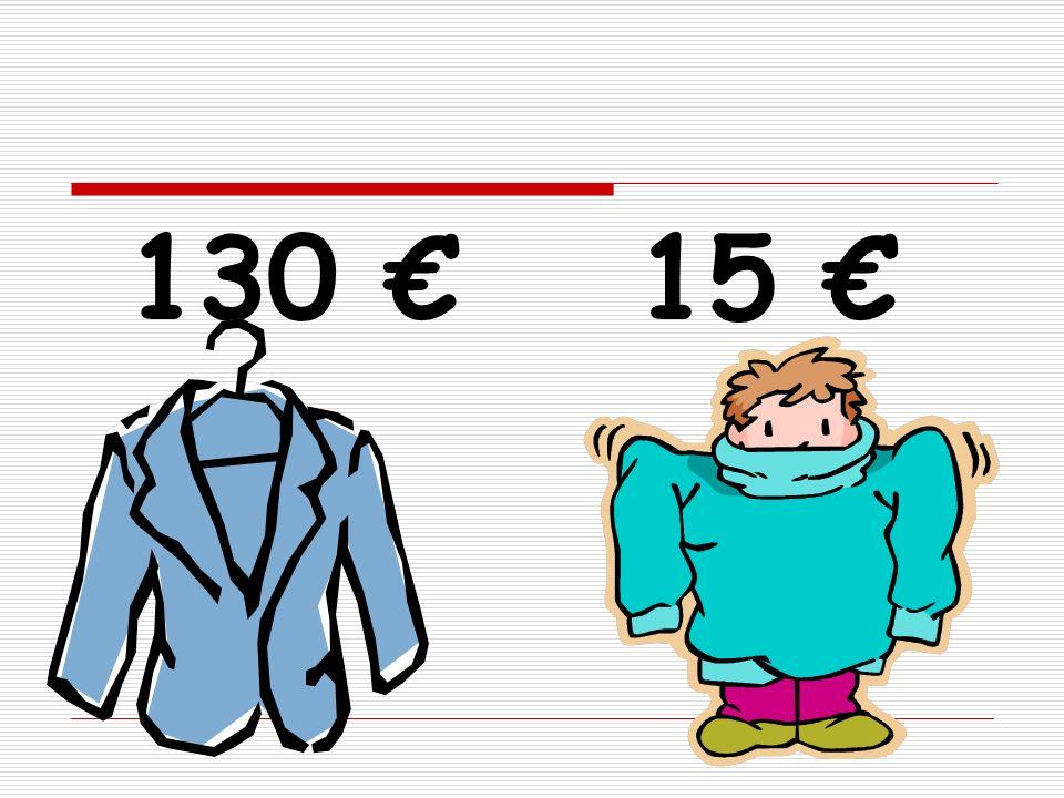 130 € 15 €