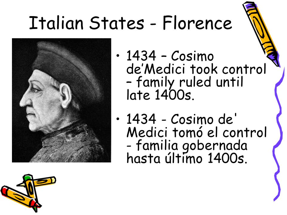 Italian States - Florence