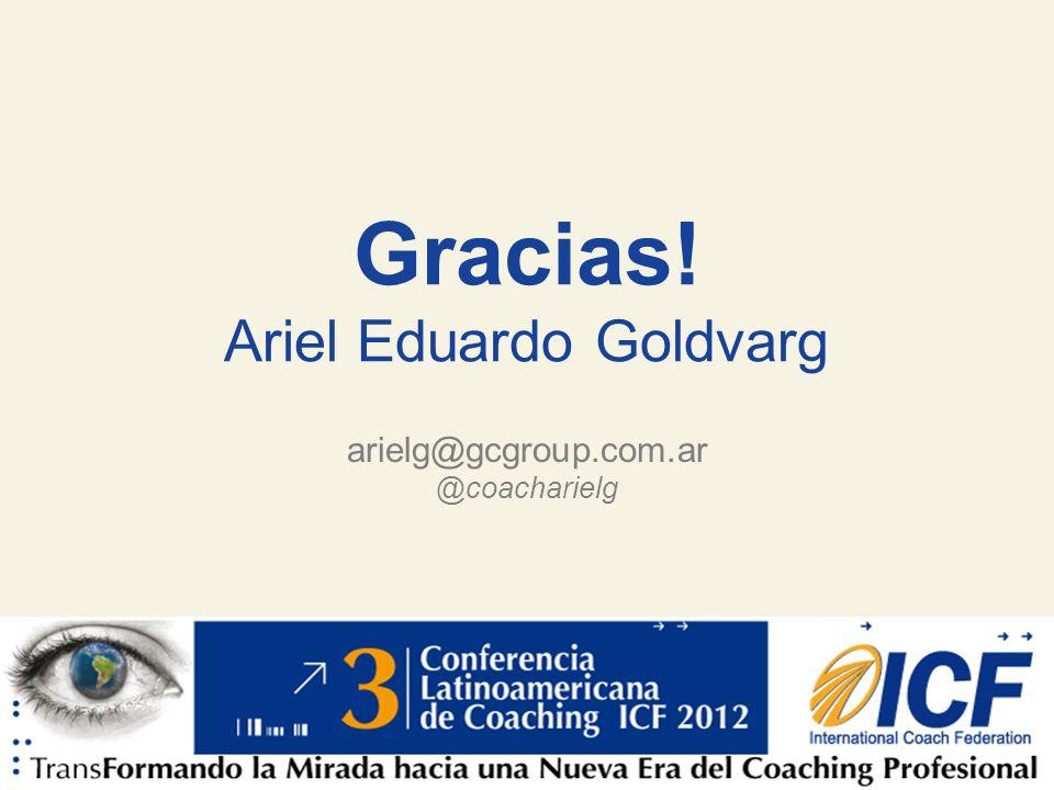 Gracias! Ariel Eduardo Goldvarg