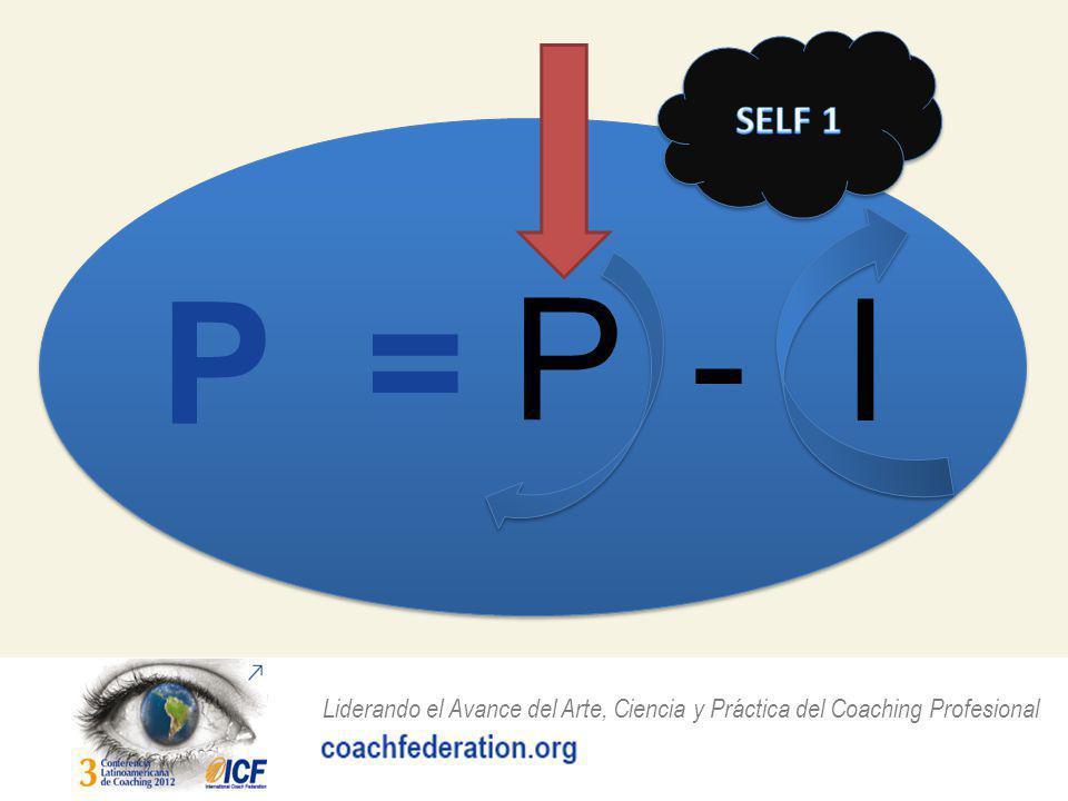 SELF 1 P - I P =