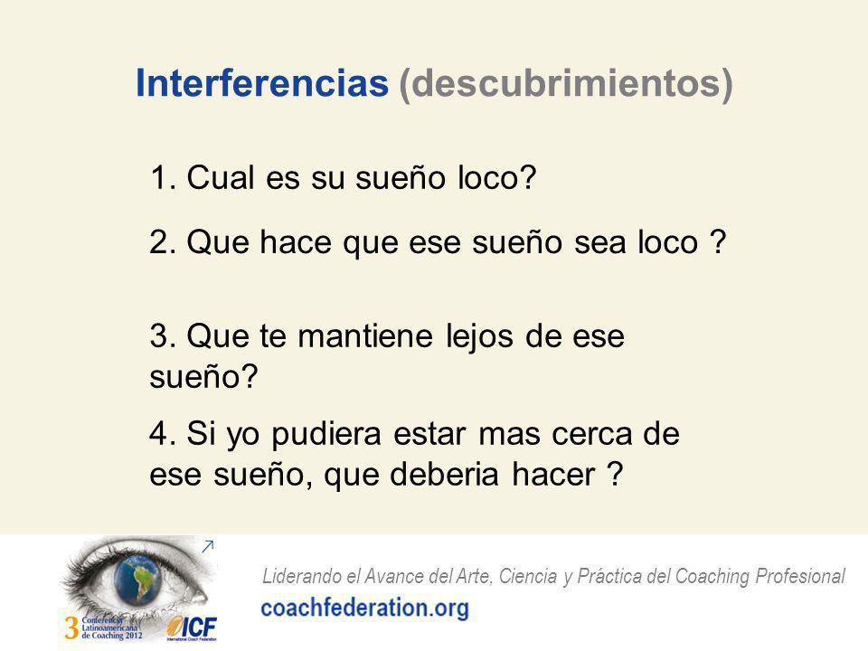 Interferencias (descubrimientos)