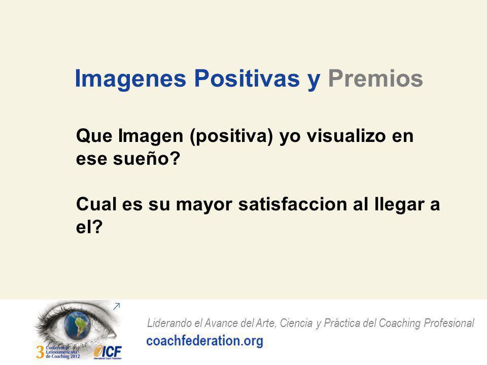 Imagenes Positivas y Premios
