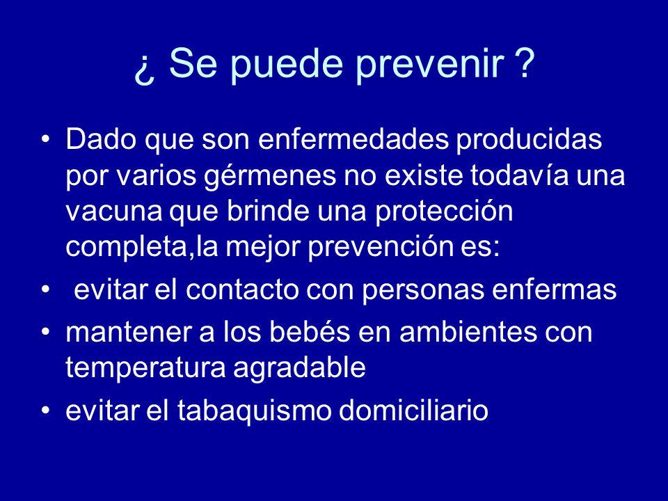 ¿ Se puede prevenir