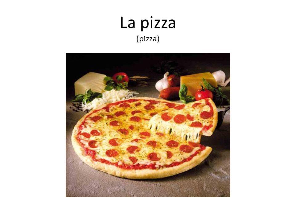 La pizza (pizza)