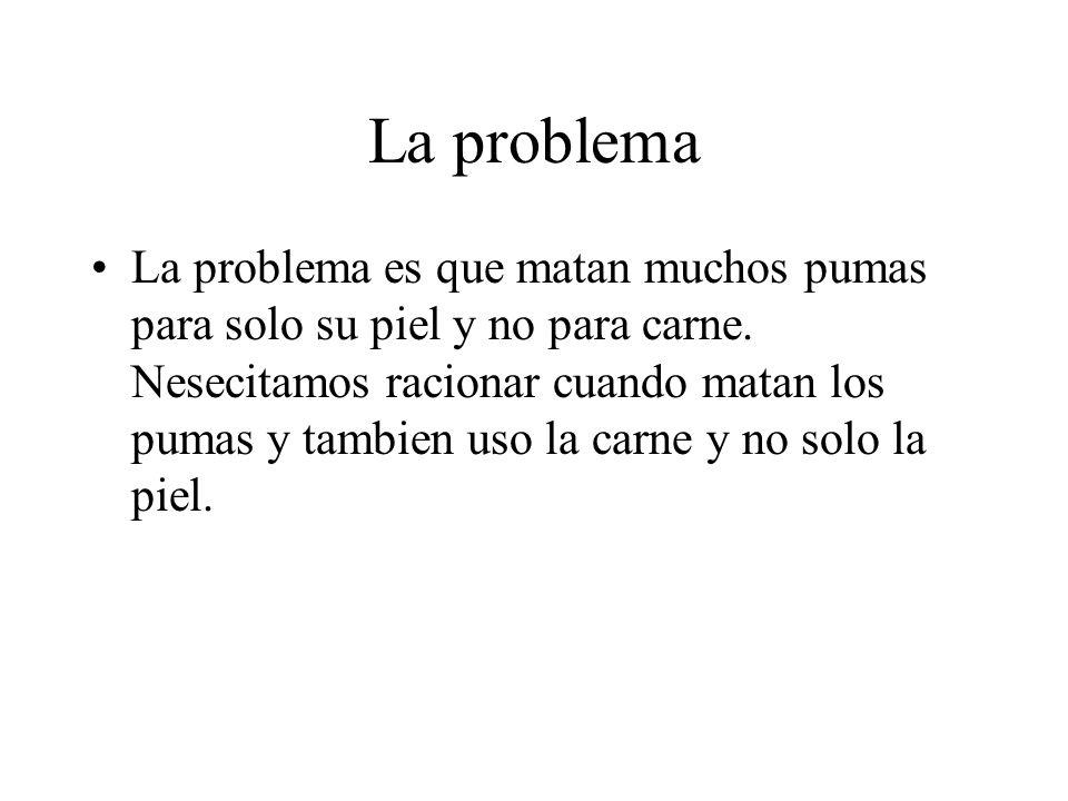 La problema