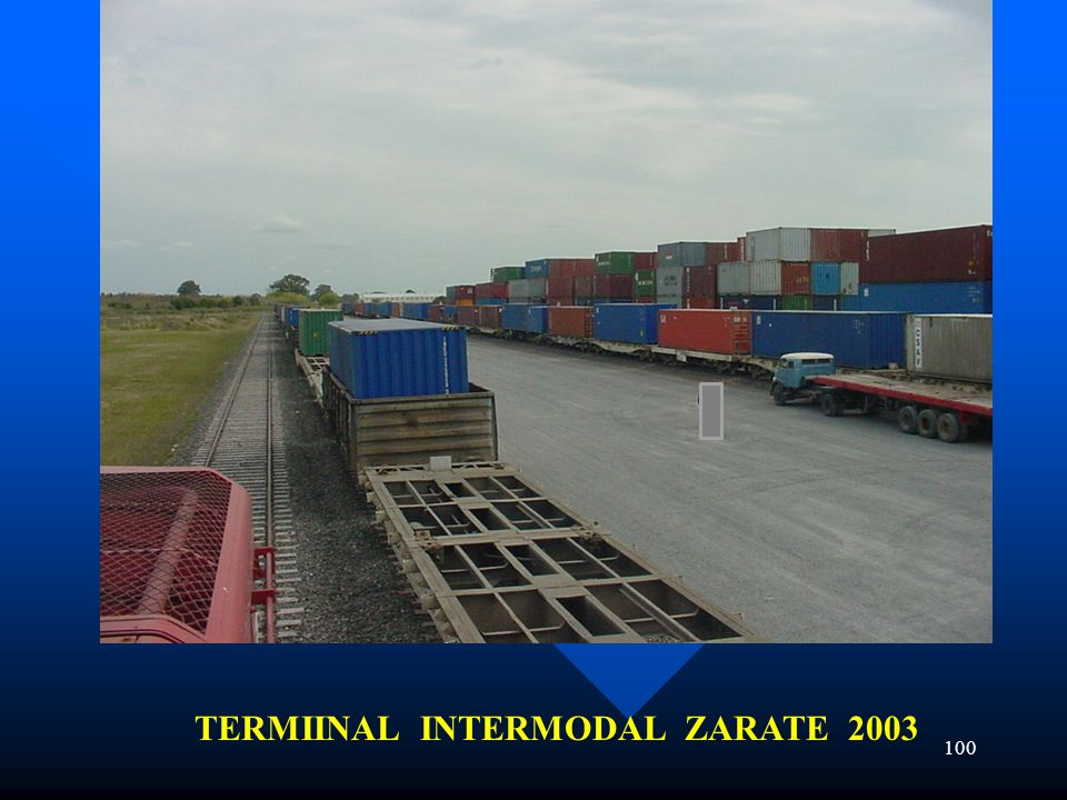 TERMIINAL INTERMODAL ZARATE 2003