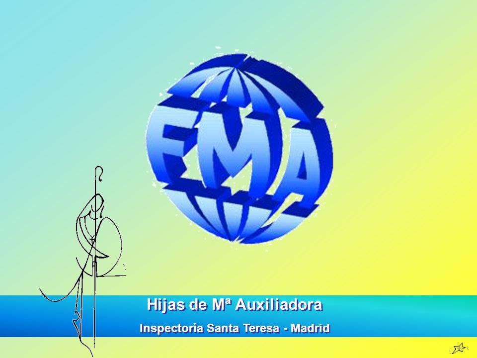 Hijas de Mª Auxiliadora Inspectoría Santa Teresa - Madrid