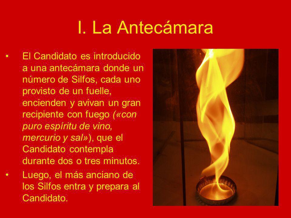 I. La Antecámara