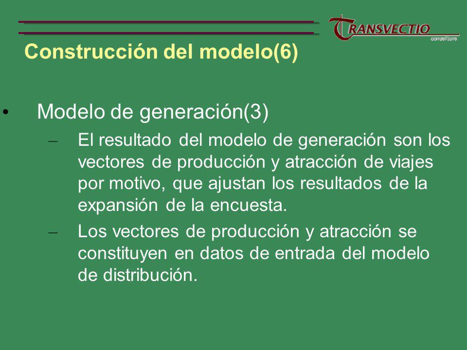 Construcción del modelo(6)