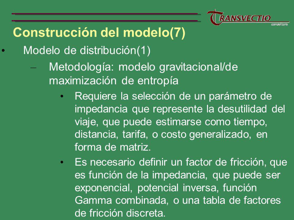 Construcción del modelo(7)