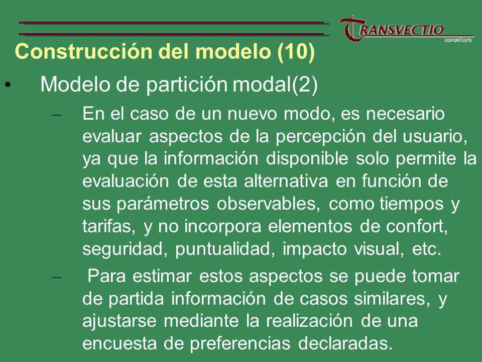 Construcción del modelo (10)