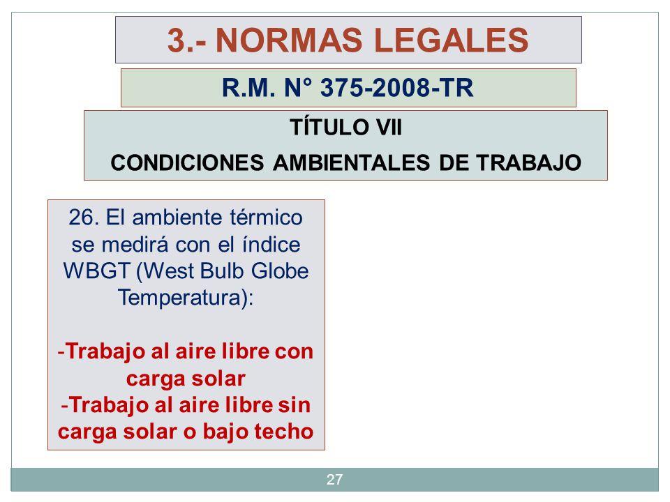 3.- NORMAS LEGALES R.M. N° 375-2008-TR TÍTULO VII