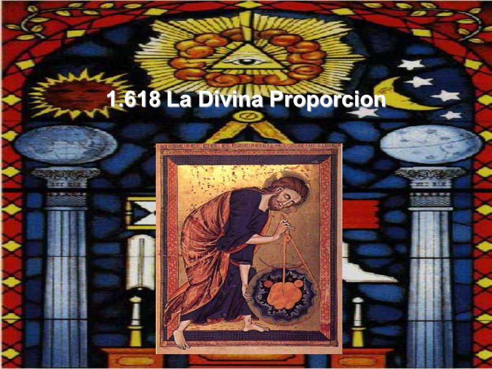 1.618 La Divina Proporcion