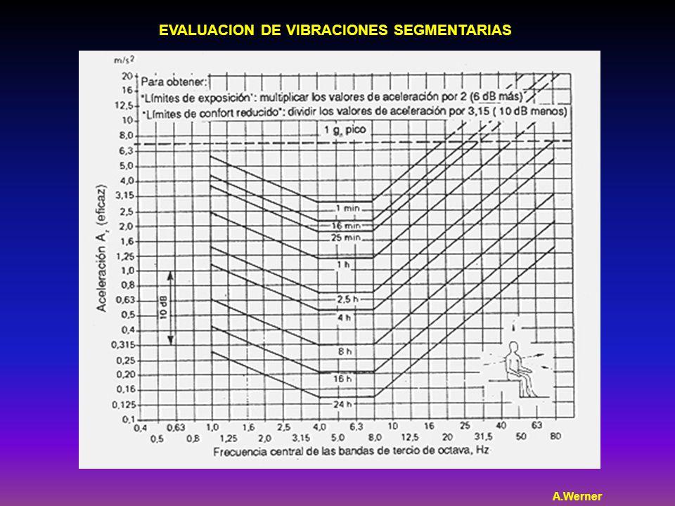 EVALUACION DE VIBRACIONES SEGMENTARIAS