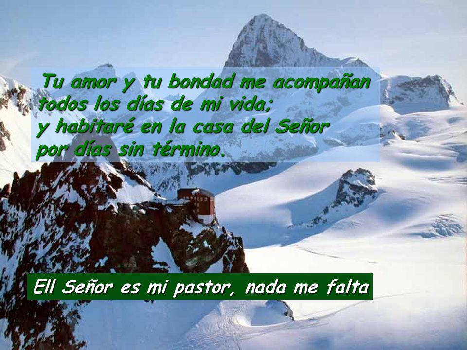 Ell Señor es mi pastor, nada me falta