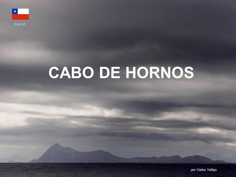 C H I L E CABO DE HORNOS por Carlos Vallejo