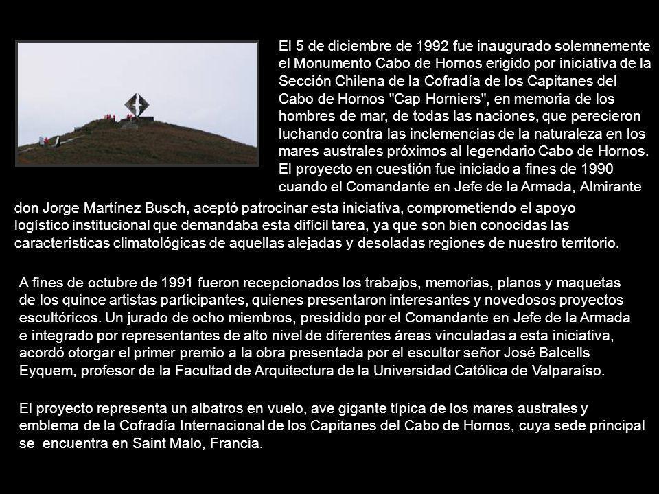 El 5 de diciembre de 1992 fue inaugurado solemnemente