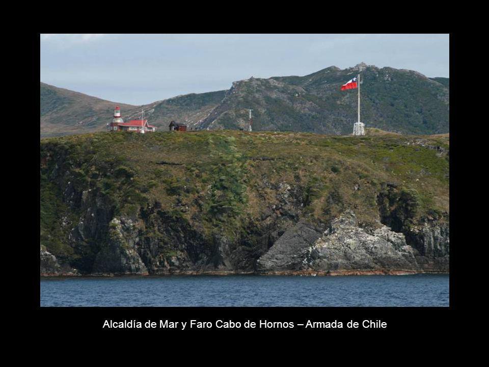 Alcaldía de Mar y Faro Cabo de Hornos – Armada de Chile