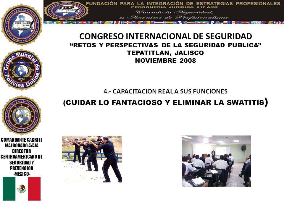 CONGRESO INTERNACIONAL DE SEGURIDAD