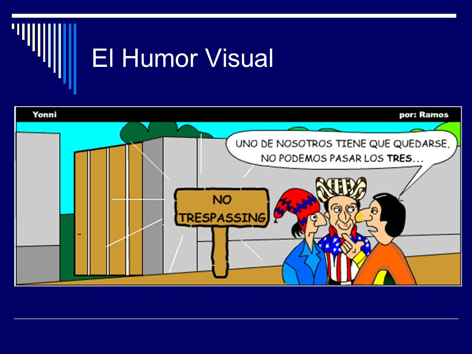 El Humor Visual