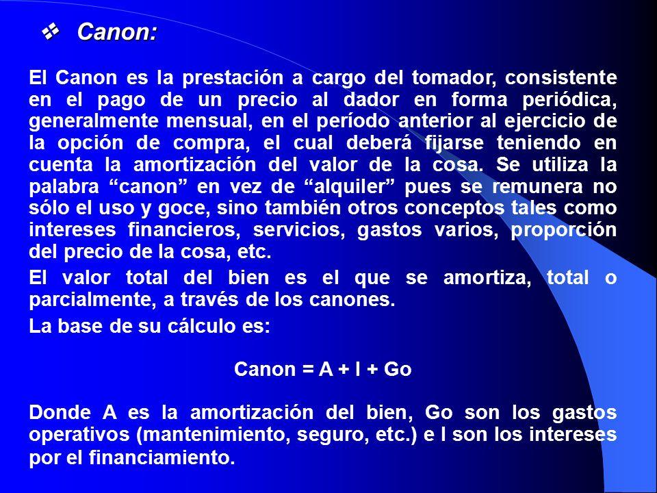 v Canon: