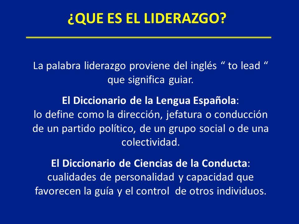 El Diccionario de la Lengua Española: