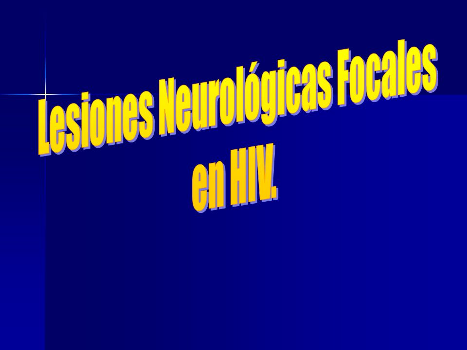 Lesiones Neurológicas Focales