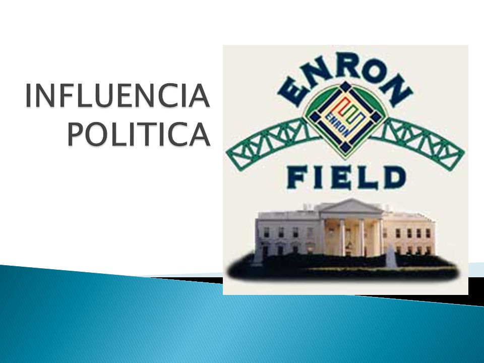 INFLUENCIA POLITICA