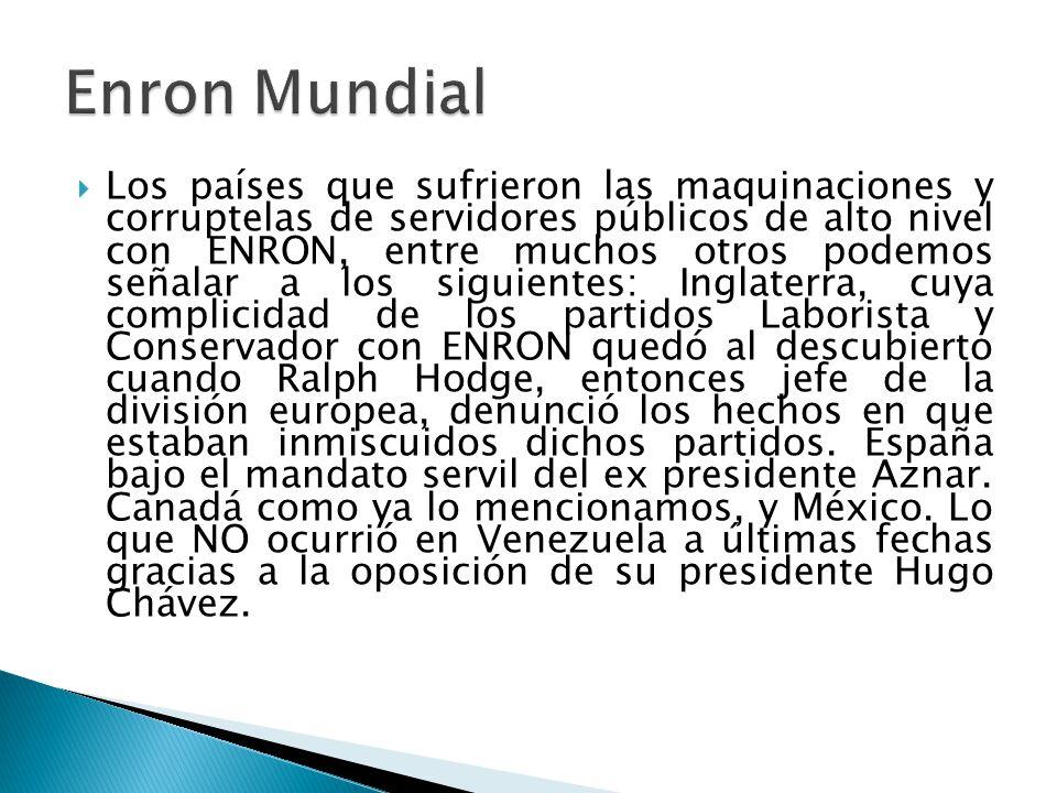 Enron Mundial