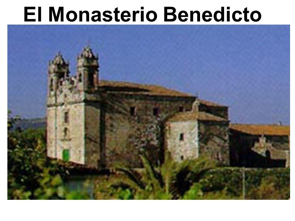 El Monasterio Benedicto