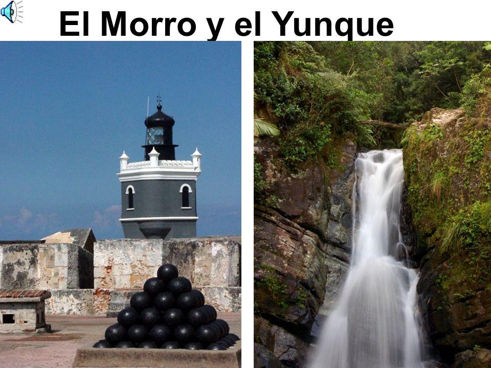 El Morro y el Yunque