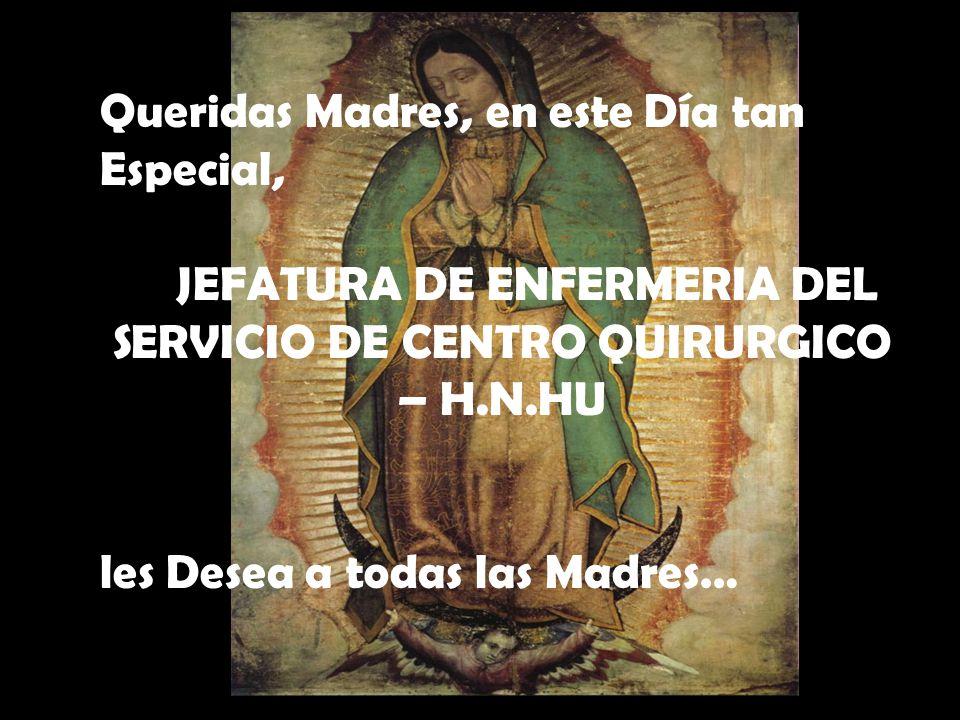 JEFATURA DE ENFERMERIA DEL SERVICIO DE CENTRO QUIRURGICO – H.N.HU