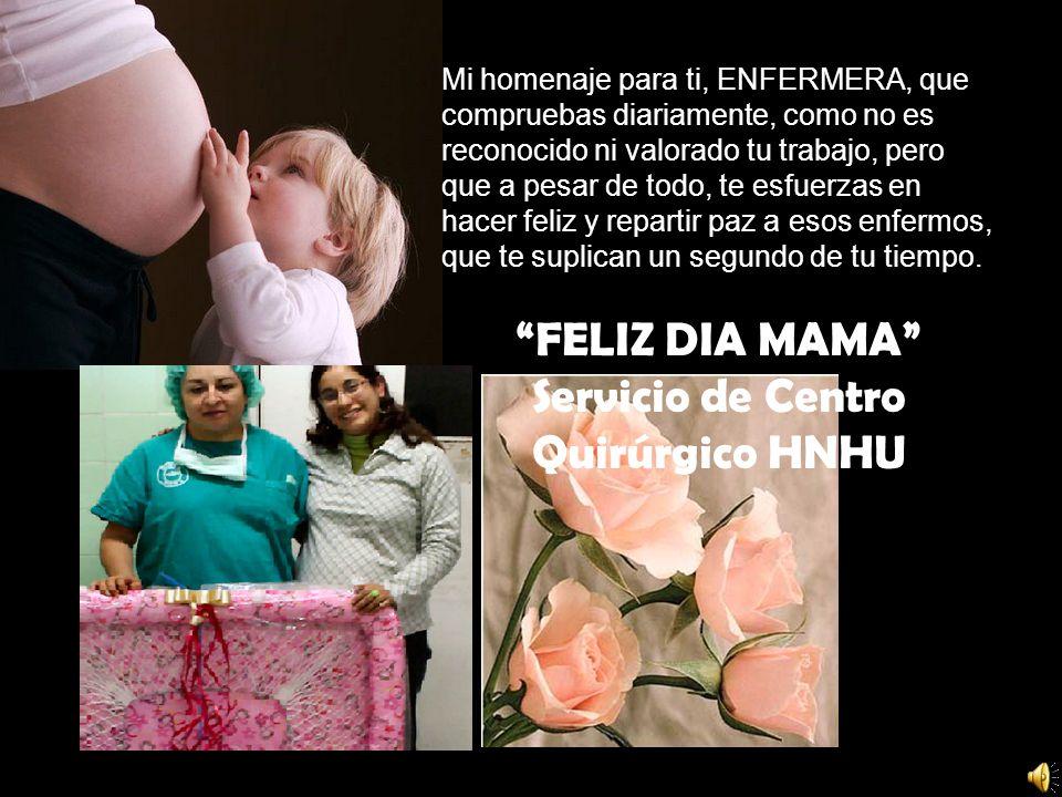 Servicio de Centro Quirúrgico HNHU