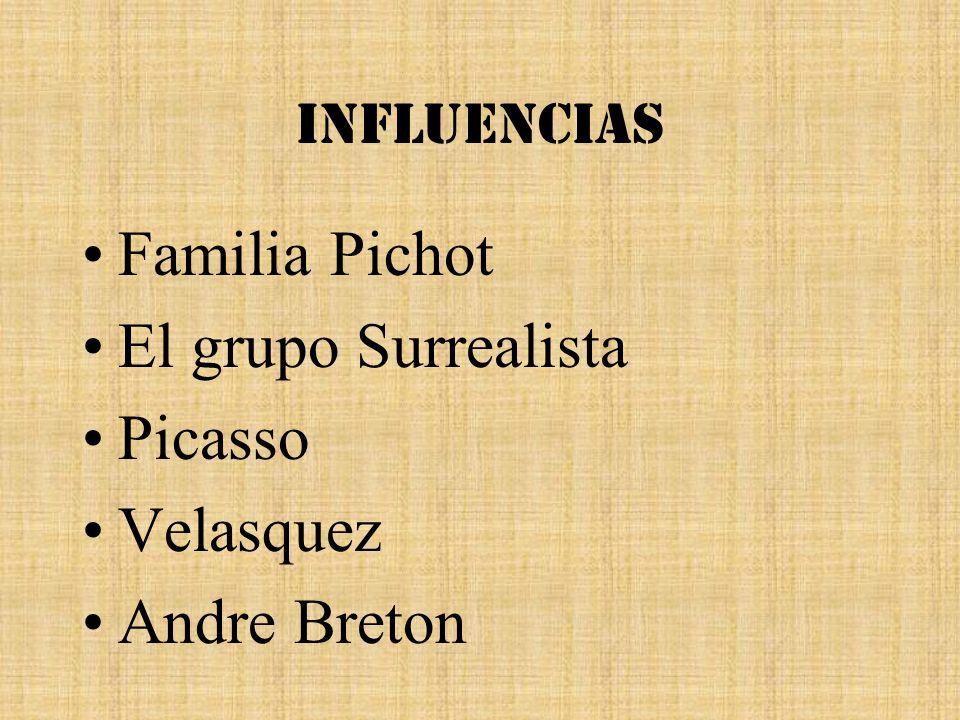 Familia Pichot El grupo Surrealista Picasso Velasquez Andre Breton