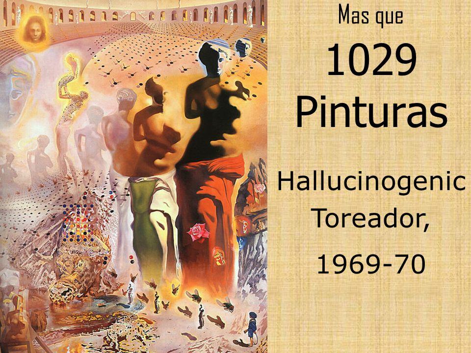 Hallucinogenic Toreador, 1969-70