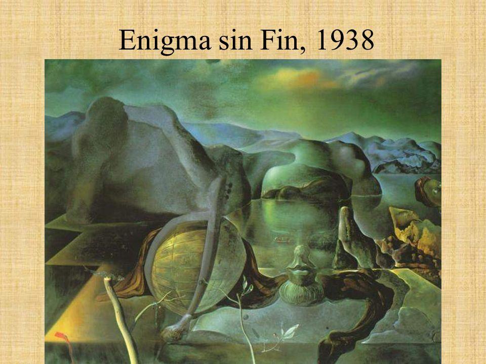 Enigma sin Fin, 1938