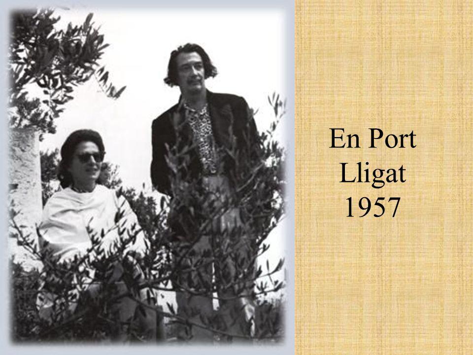 En Port Lligat 1957