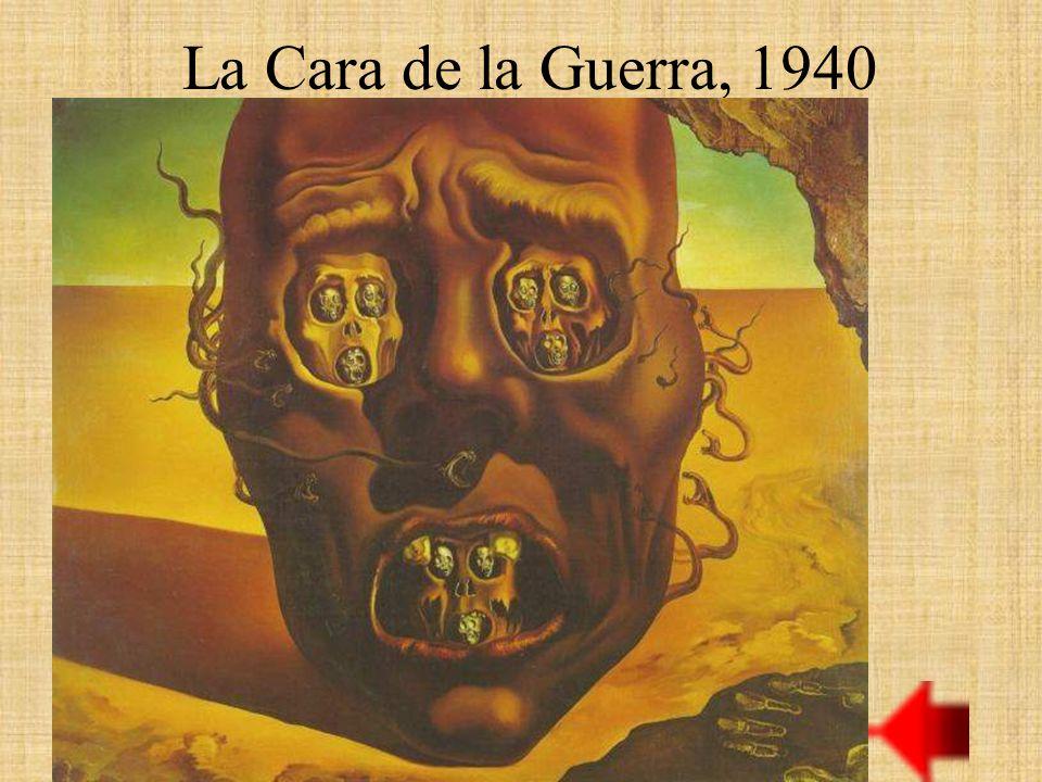 La Cara de la Guerra, 1940