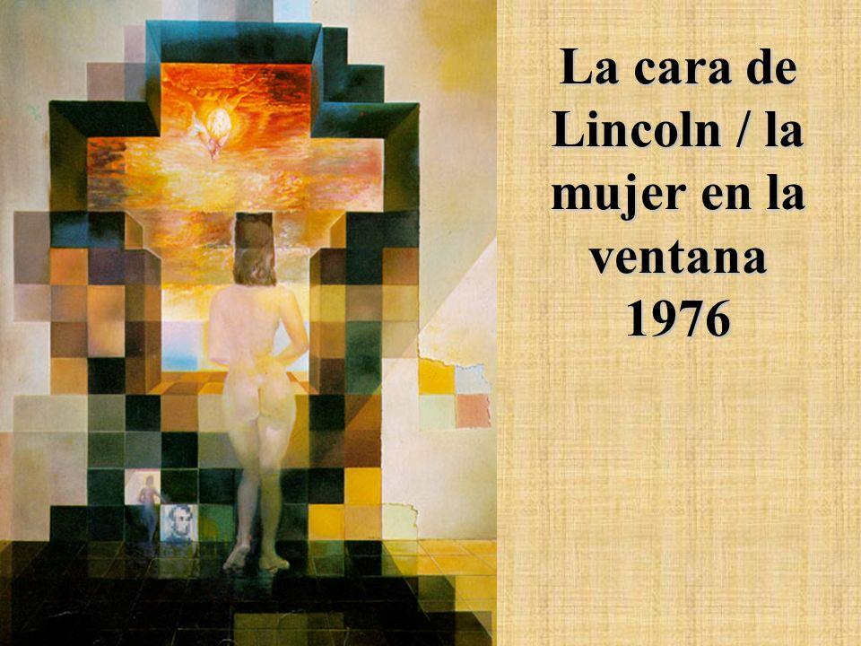 La cara de Lincoln / la mujer en la ventana 1976