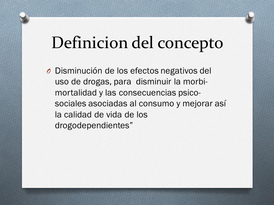 Definicion del concepto