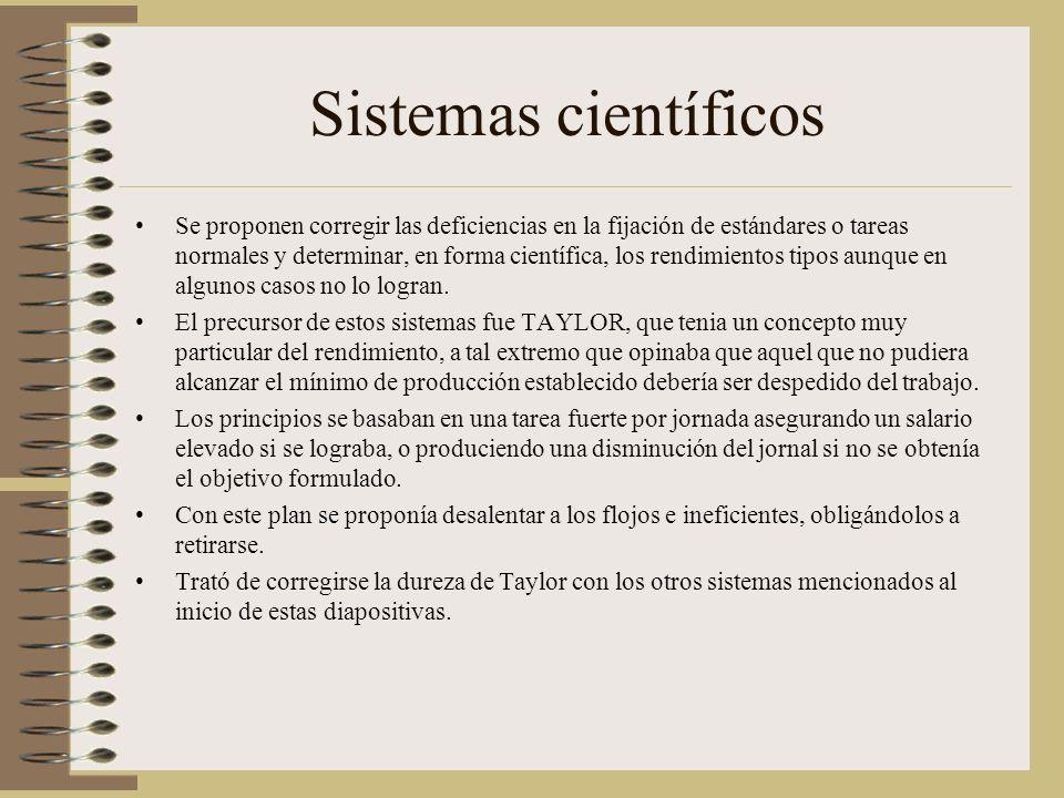 Sistemas científicos