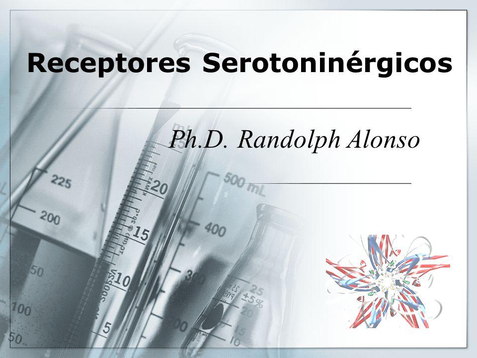 Receptores Serotoninérgicos