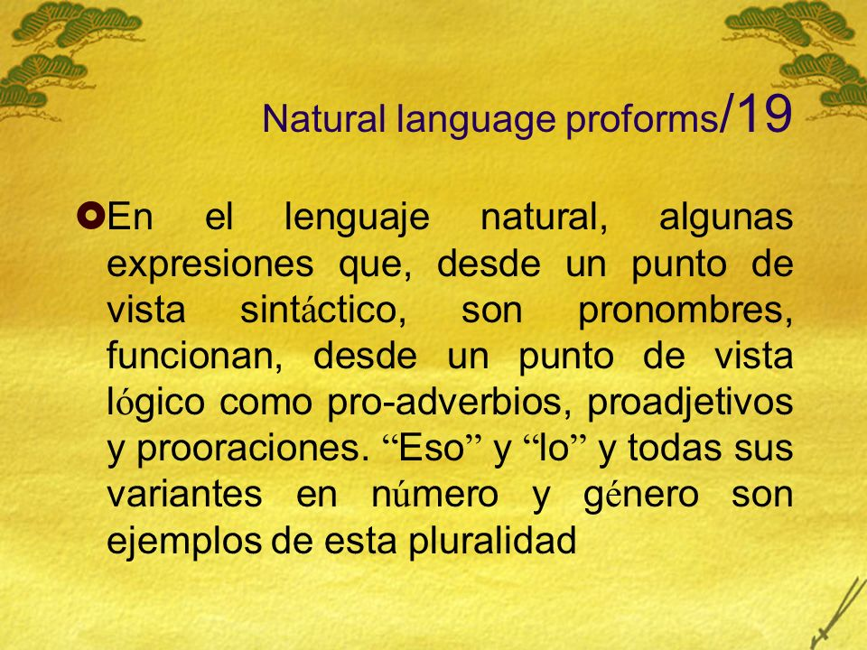 Natural language proforms/19