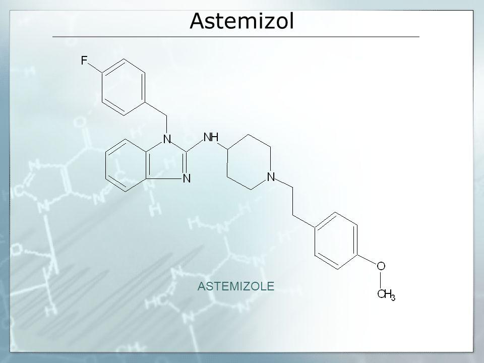 Astemizol ASTEMIZOLE