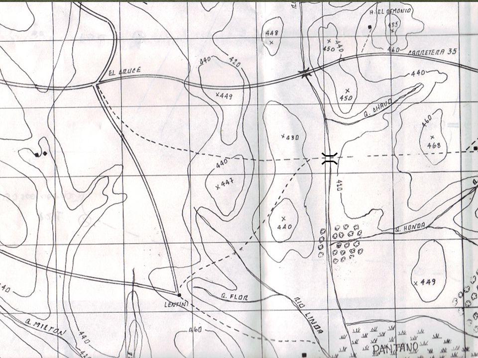 LP LP TAREA: Controlar las principales vías PROPÓSITO: Permitir el paso de la reserva a El Cruce