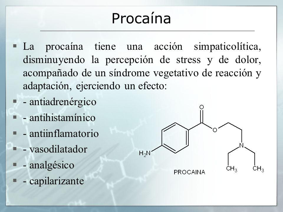 Procaína